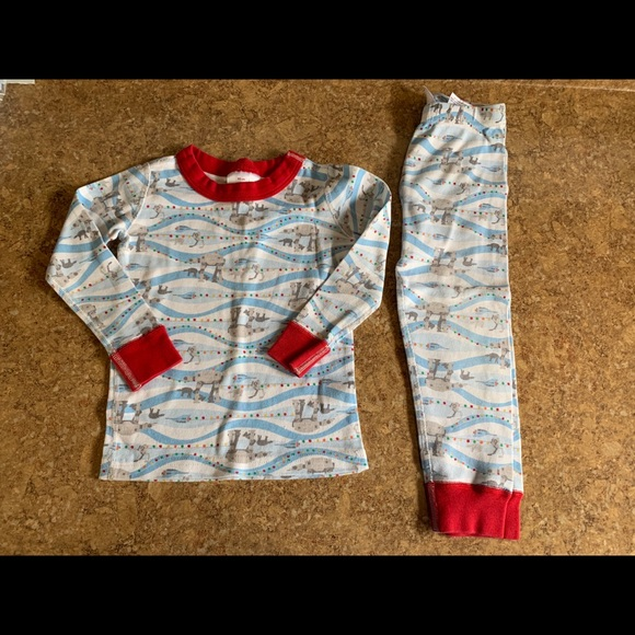 Hanna Andersson Other - Hanna Andersson Star Wars Long Johns Pajamas 90